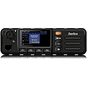Inrico TM-7 3G/WiFi/Bluetooth IRN Mobile Network Radio Unlocked, Open