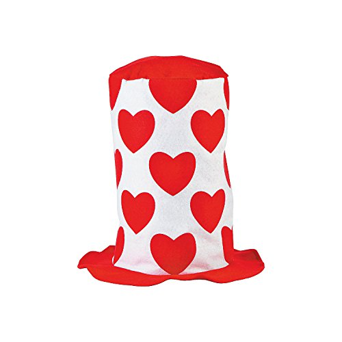 Valentine's Day Stovepipe Hat ()