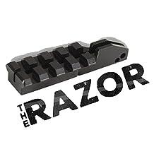 'Razor' SKS Scout Mount - Short Picatinny Rail