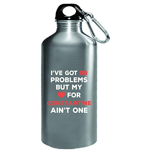 I've Got 99 Problems But My Love For Constantine Ain't One - Water Bottle