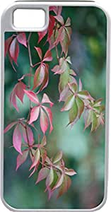Blueberry Design iPhone 4 iPhone 4S Case Green Leaves - Ideal Gift