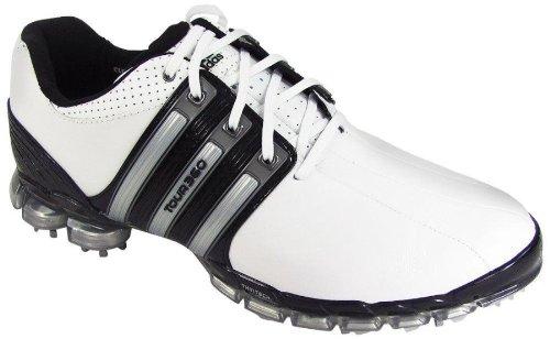 Adidas Tour360 ATV Tour 360 Golf Shoes White/Black/Metall...