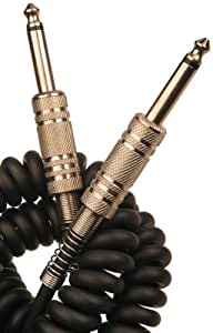 Rotosound Curly Guitar Cable 20Ft