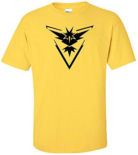 Pokemon Go Instinct Yellow Shirt