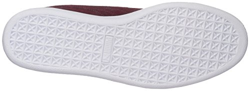 oro Classic Puma Sneaker Unisex Suede white Gold Adulto – cabernet Bianco team 0r0p45qxw