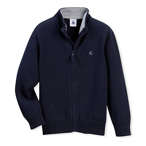 Petit Bateau Cardigan 21084 (Bateau Sweatshirt Petit Cotton)