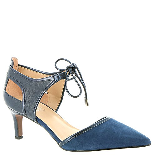 Darlis Franco Blue Pump Dress Women's Lapis Sarto ggqAwE7