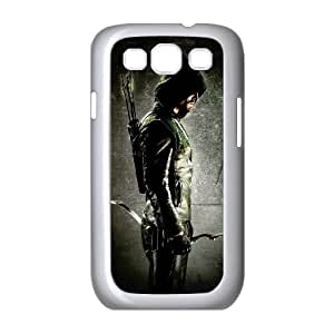 TOSOUL Phone Case Green Arrow Hard Back Case Cover For Samsung Galaxy S3 I9300