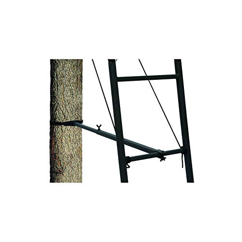 Big Dog Hunting BDASA-500 Adjustable Ladder Support Bar Kit Hunting Tree Stand