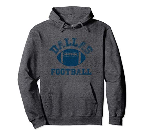 Dallas Distressed Pro Football Team Hoodie Mens Womens