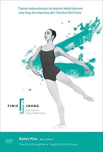 Ballet Plus : Finis Jhung Ballet Tec [バレエレッスンDVD] [Import] (All Regions) B003UN9AXW