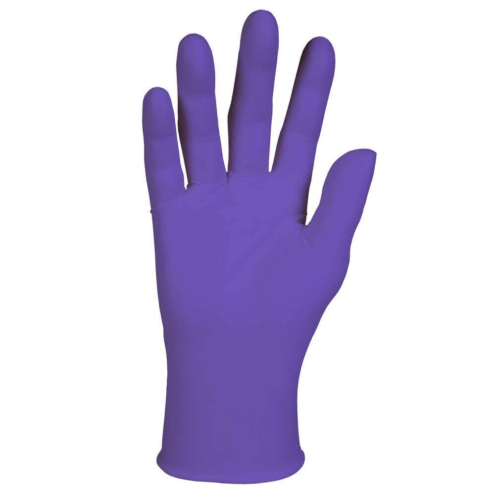 Halyard Health formerly Halyard Health Purple Nitrile Glove, X-Small - 100/BX SYNCHKG124726