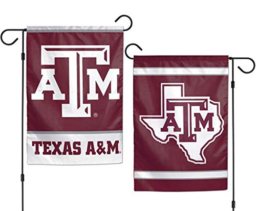 WinCraft NCAA Texas A&M University Aggies 12x18 Inch 2-Sided