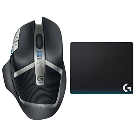 Logitech G602 Wireless Gaming Mouse 910-003820 Mice & Presentation Pointers