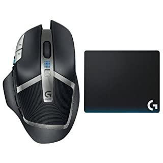 Logitech G602 Wireless Gaming Mouse (910-003820) + Logitech G440 Hard Gaming Mouse Pad Bundle (B072ND9W97) | Amazon price tracker / tracking, Amazon price history charts, Amazon price watches, Amazon price drop alerts
