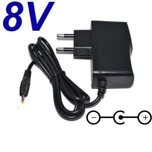 Adaptateur Secteur Alimentation Chargeur 8V pour Remplacement Casque Philips SHC8535//10 puissance du c/âble dalimentation