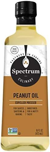 Cooking Oils: Spectrum Peanut Oil