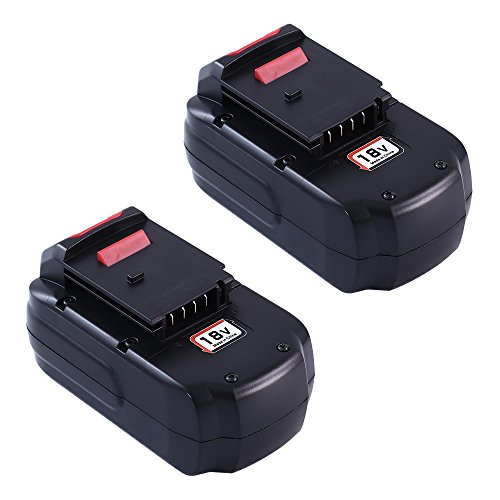 Topbatt Replace For Porter Cable 18v Battery Pc18b Pcc489n