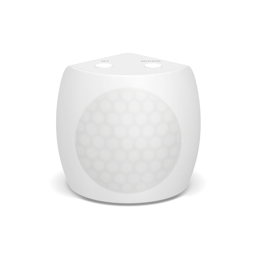 Insteon Wireless Motion Sensor, Automatically Turn On/Off Lights, Use with Insteon Hub for Smartphone Alerts, Uses Mesh Wireless Technology for Ultra Reliability, Better than Wi-Fi, Zigbee & Z-Wave