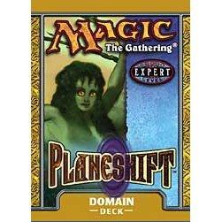 Magic the Gathering MTG Planeshift Domain Theme Deck