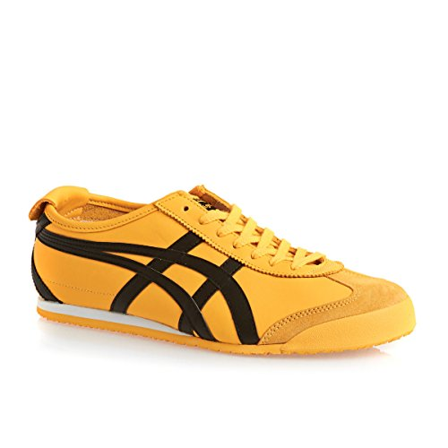 yellow 0490 Tiger black 66 Unisex DL408 Mexico Zapatillas Onitsuka HCpq8wXBw