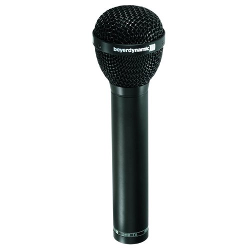 Beyerdynamic M88 TG Dynamic Microphone With Hypercardioid Polar Pattern for Vocals, Bass Drum, and Studio (Vocal Dynamic Mic Hypercardioid)