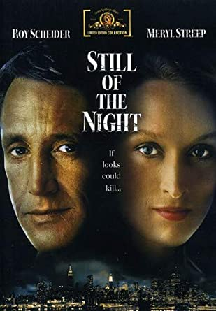 Still of The Night: Amazon.fr: Meryl Streep, Roy Scheider, Jessica Tandy,  Joe Grifasi, Sara Botsford, Richmond Hoxie, Rikke Borge, Josef Sommer,  Irving Metzman, Larry Joshua, Randy Jurgenson, Robert Benton, Meryl Streep,  Roy