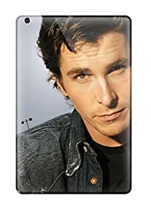 Protective Tpu Case With Fashion Design For Ipad Mini 3 (christian Bale) 7992913K66472081