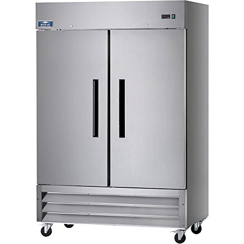 Arctic Air Refrigerator Stainless AR49