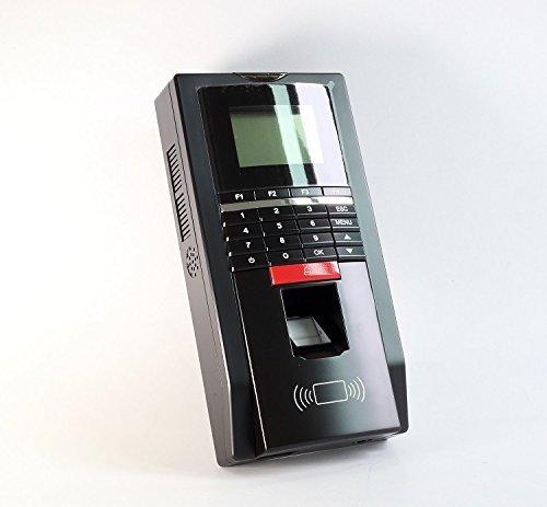 Amazon.com : RFID biométrica y huella dactilar y contraseña de seguridad entrada puerta de control de acceso terminal : Camera & Photo