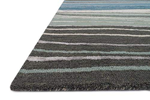 Loloi Area Rug, 2 3 x 3 9 , Grey Blue