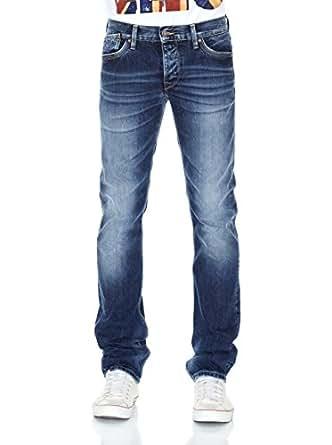 Pepe Jeans London Pantalón Thames Azul Lavado W36L32