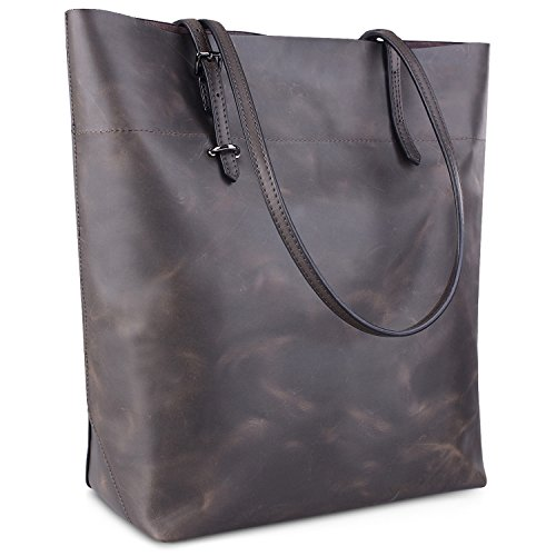 Black And Brown Leather Bags - 3