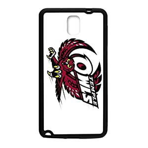NCAA Temple Owls Mascot 1996 Black Phone Case for Samsung Galaxy Note3