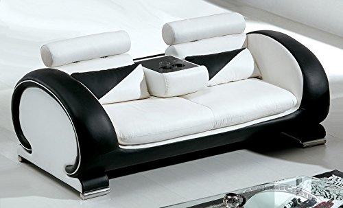 Amazon.com: Modern Line Furniture 8WBs Contemporary Sofa for