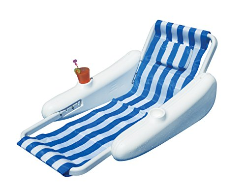 Style Lounger (Swimline SunChaser Sling Style Lounge Pool Float)