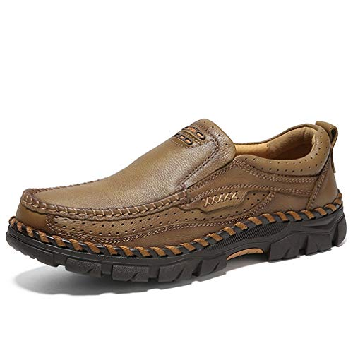 Phil Betty Mens Casual Shoes Breathable Wear-Resistant Comfortable Flat ()