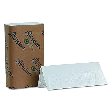 Amazon.com: Georgia Pacific Professional 20904 Single-Fold Paper Towel, 10 1/4 x 9 1/4, White, 250 per Pack (Case of 16 Packs): Industrial & Scientific