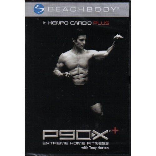 P90X+ Extreme Home Fitness: KENPO CARDIO PLUS