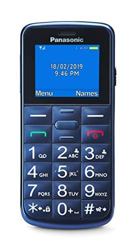 🥇 Panasonic KX-TU110EXC- Teléfono Móvil Para Personas Mayores