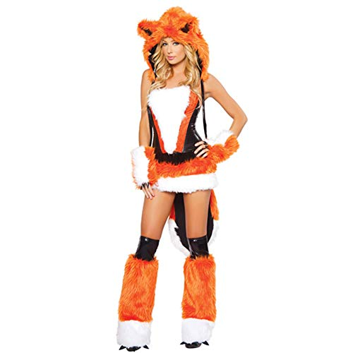 HPZSX Adult Women Fancy Sexy Halloween Cosplay