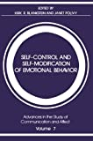 Self-Control and Self-Modification of Emotional Behavior, ., 1461592623