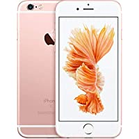 Apple iPhone 6S Plus Smartphone, 16 GB Rose Gold