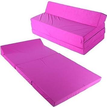 schlafsessel 200x120cm klappmatratze gästebett bettsessel ... - Bettsessel Kinderzimmer Gastebett