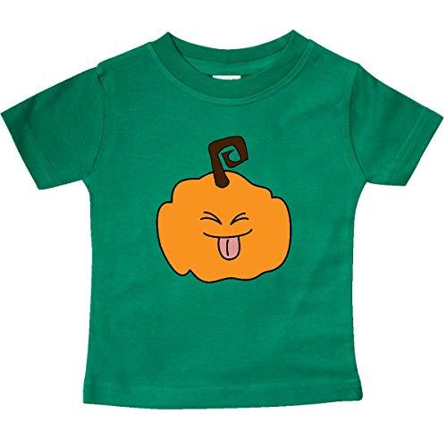 Kelly's Halloween Costume Office (inktastic Funny Halloween Pumpkin Costume Baby T-Shirt 18 Months Kelly)