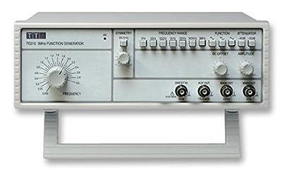 AIM-TTI INSTRUMENTS TG310 Function Generator, 1 Channel, 3 MHz, TG310 Series