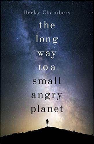 Book The Long Way to a Small, Angry Planet: Wayfarers 1