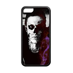 MMZ DIY PHONE CASECool Customized TV Plays American Horror Story ipod touch 5 Case Cover ,Rubber Shell Hard Back Cases For Fans At CBRL007