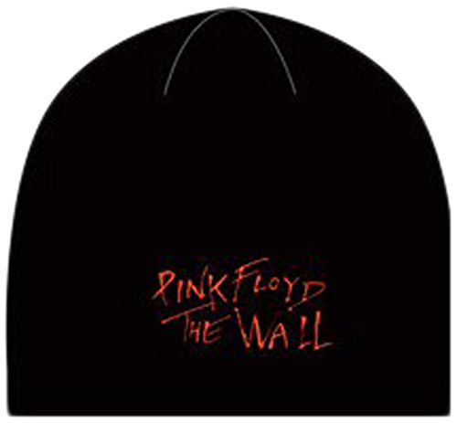 Pink Floyd Beanie Hat Cap The Wall Hammers logo new Official black Officially Liscenced Product 32403