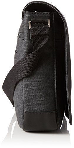 BREE Punch Casual 49 - Borse a spalla Unisex Adulto, Beige, 8x38x28 cm (B x H T) Black_anthracite, Schwarz